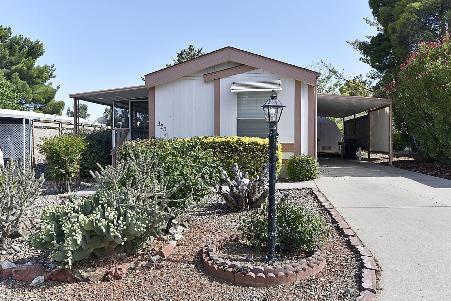 1077 Az-89a UNIT 323 Clarkdale, AZ 86324