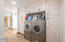 KitchenAid Commercial Grade Stainless Steel Washer and Dryer with Pedestals