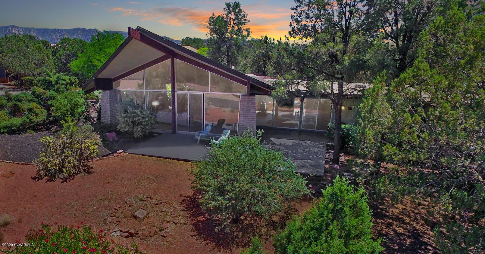 280 Zane Grey Drive Sedona, AZ 86336