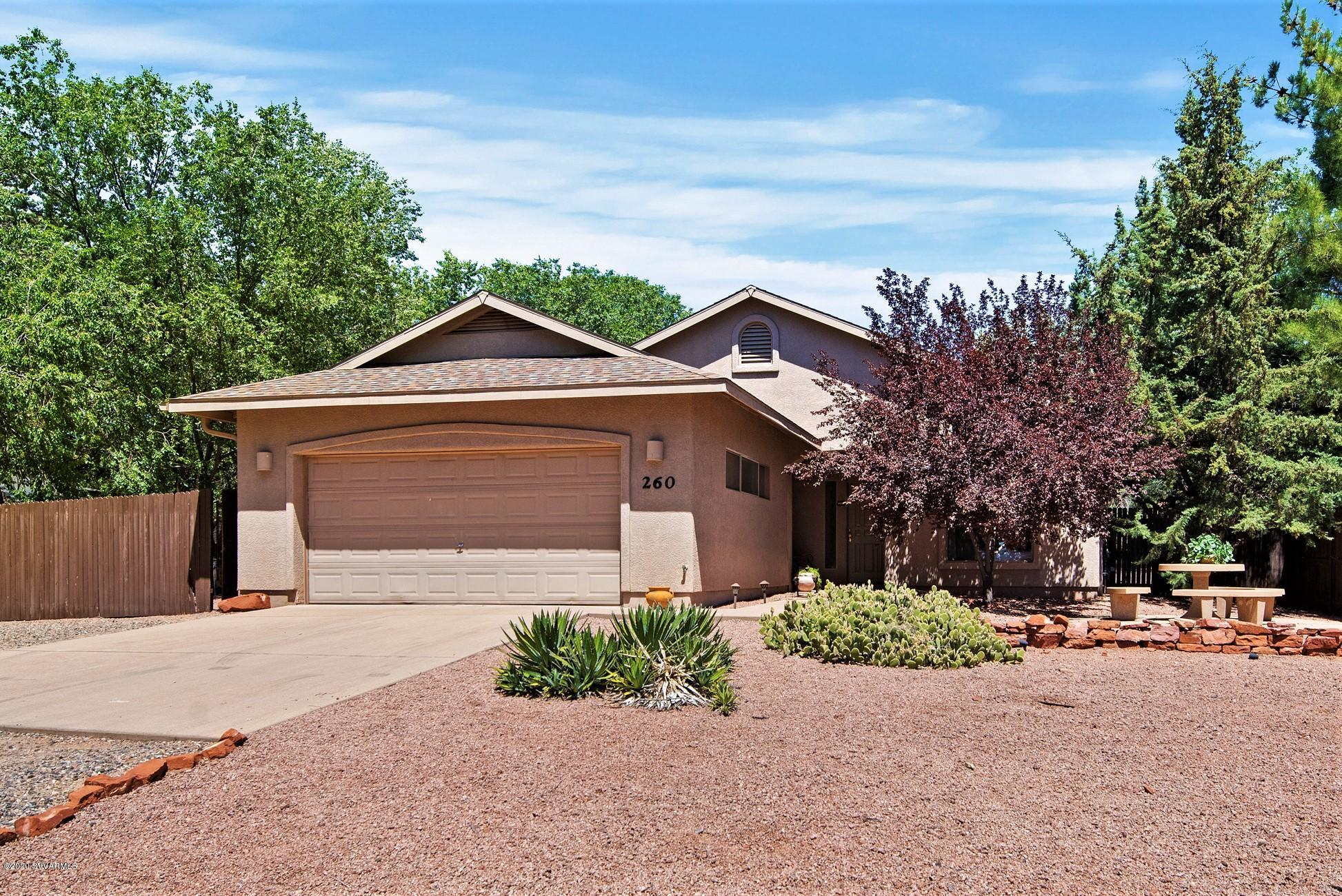 260 Oak Creek Blvd Sedona, AZ 86336