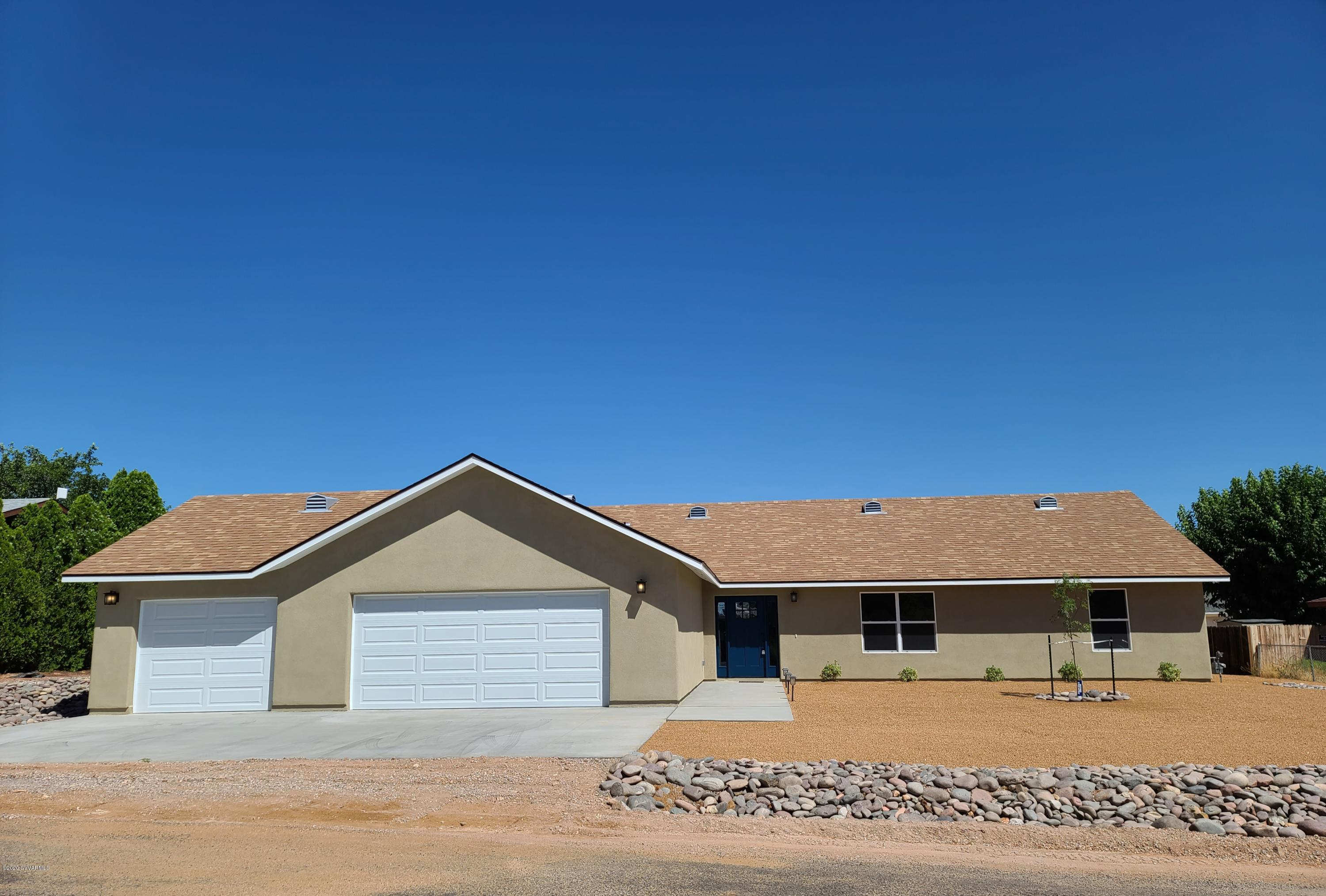 1786 S Hill Top Drive Cottonwood, AZ 86326