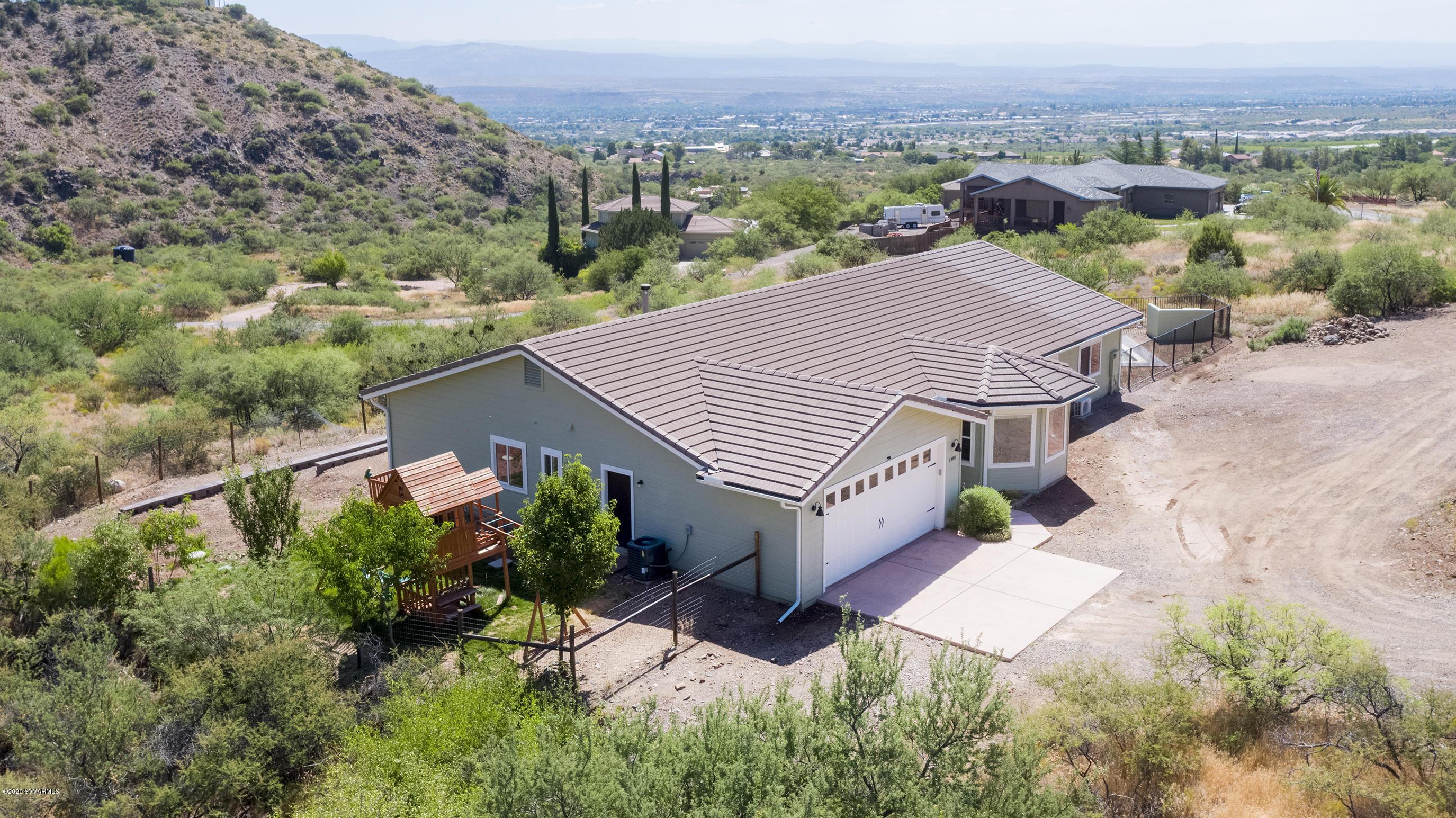 1480 S Abbey Rd Clarkdale, AZ 86324