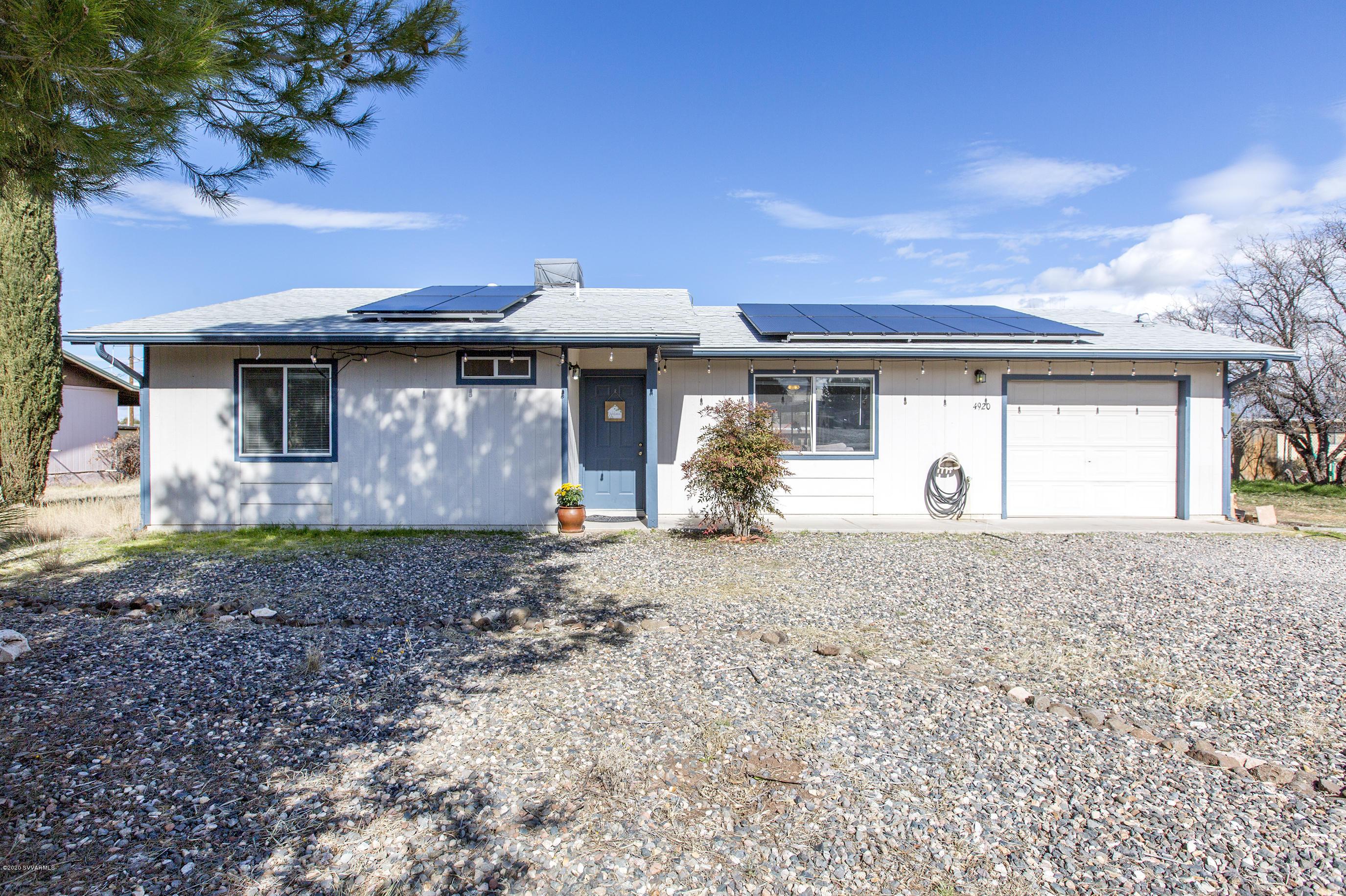 4920 E Cochise Drive Rimrock, AZ 86335