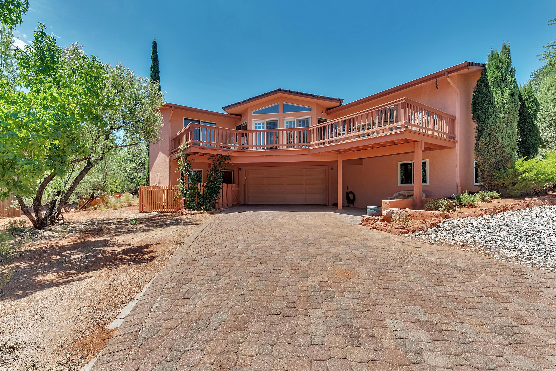 590 Grove Drive Sedona, AZ 86336