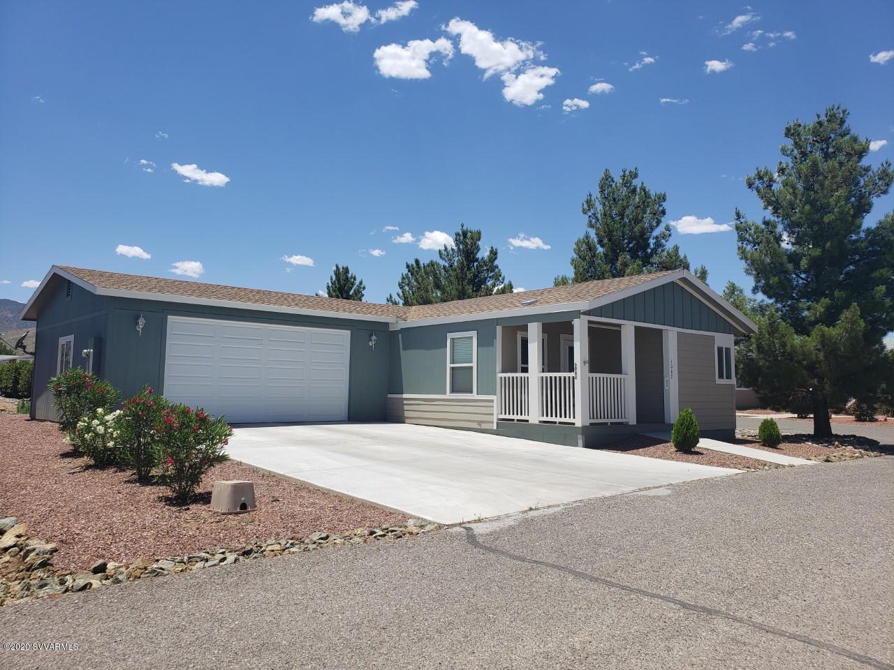 1062 Miller Drive Cottonwood, AZ 86326