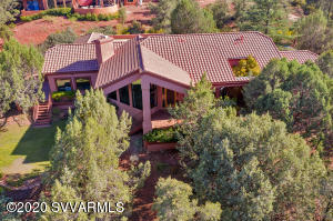 100 Golden Eagle Drive, Sedona, AZ 86336