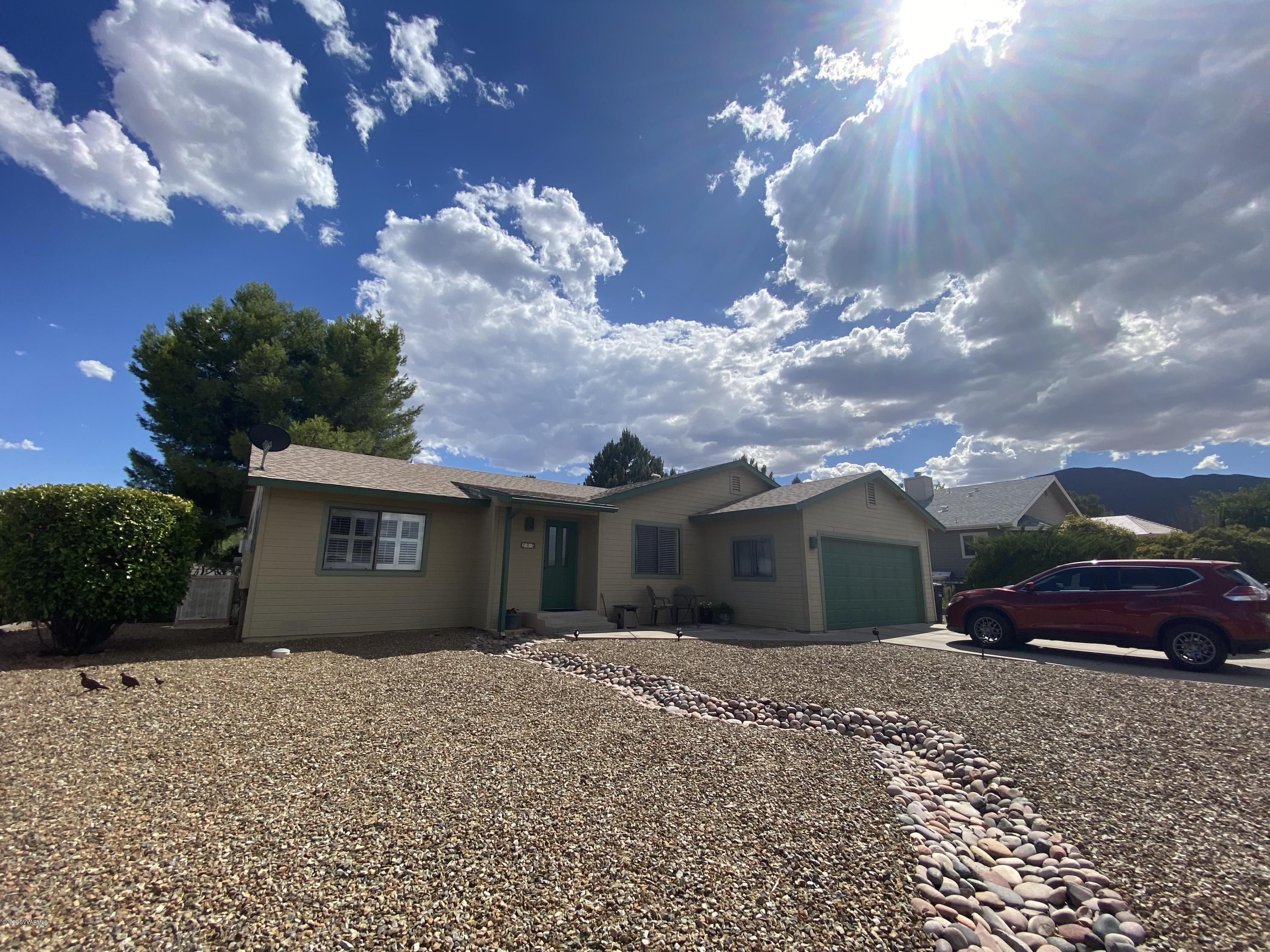 505 W Whipple Drive Cottonwood, AZ 86326