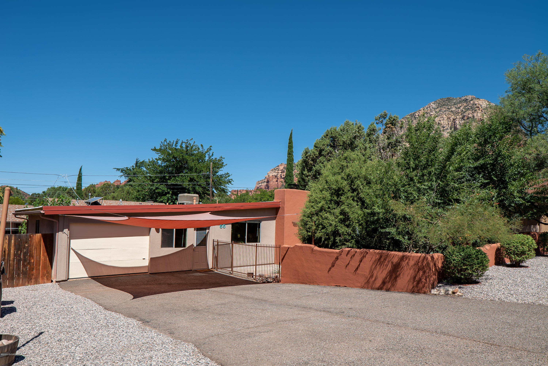 55 Borden Drive Sedona, AZ 86336