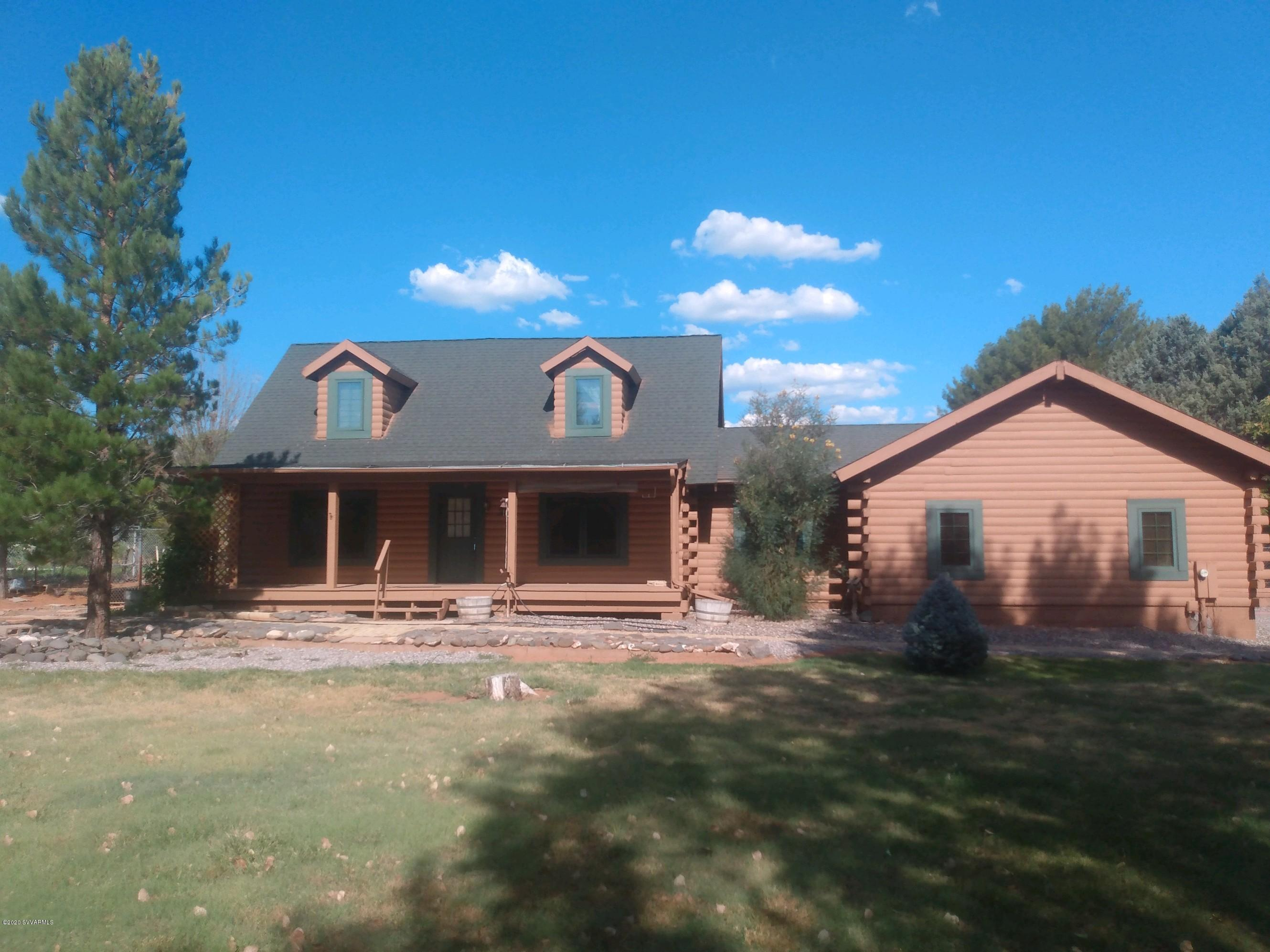27 N Farm Circle Rd Cornville, AZ 86325