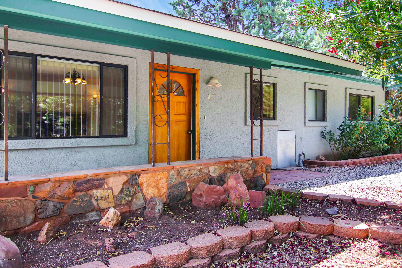 20 View Drive Sedona, AZ 86336