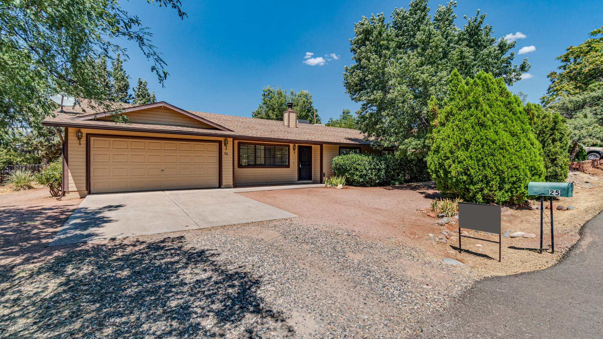 25 Wild Horse Mesa Drive Sedona, AZ 86351