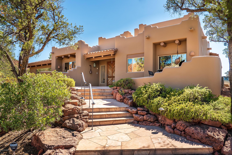 100 Pine Knolls Drive Sedona, AZ 86336