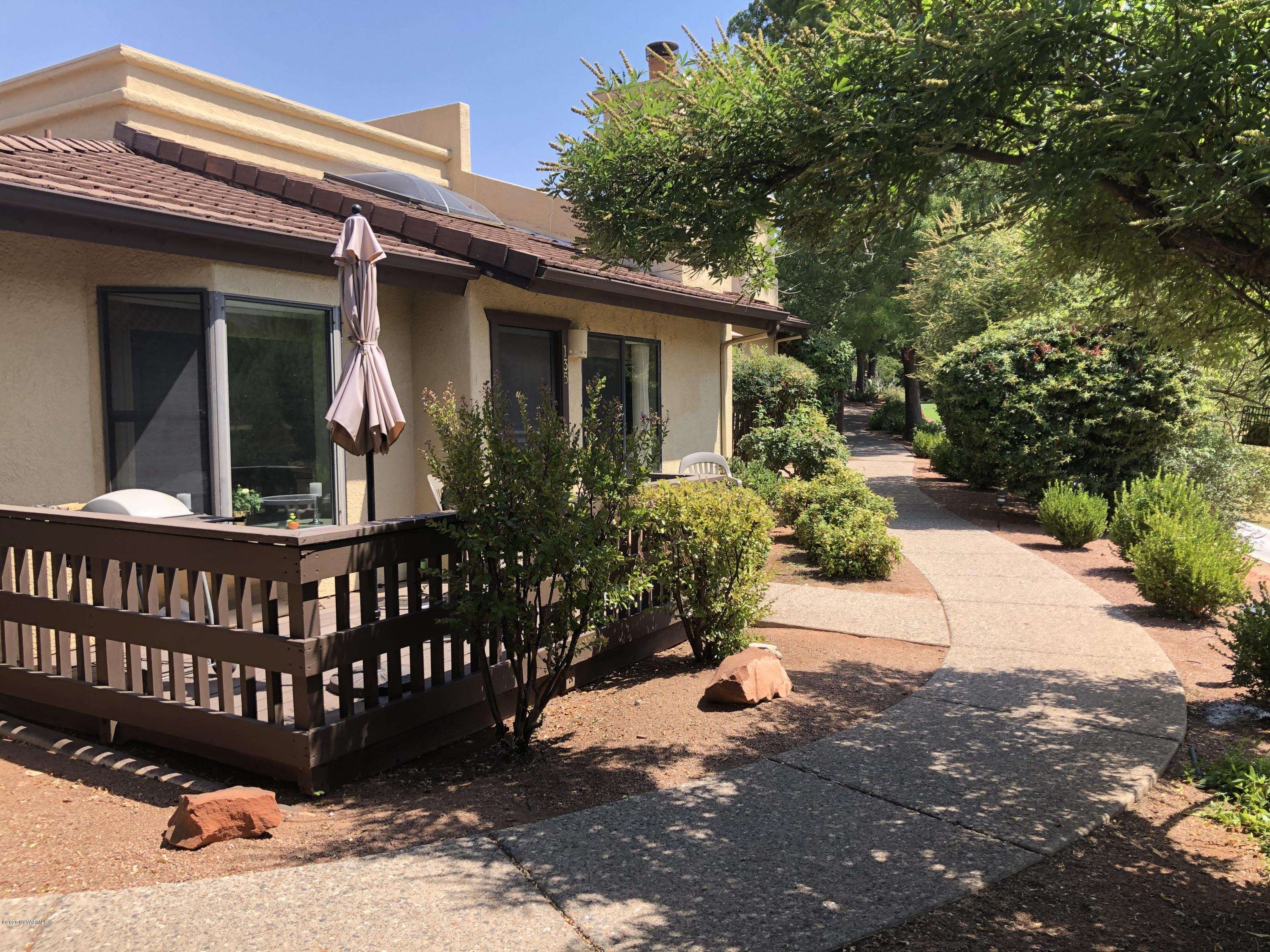 135 Copper Springs Drive UNIT 34 Sedona, AZ 86351