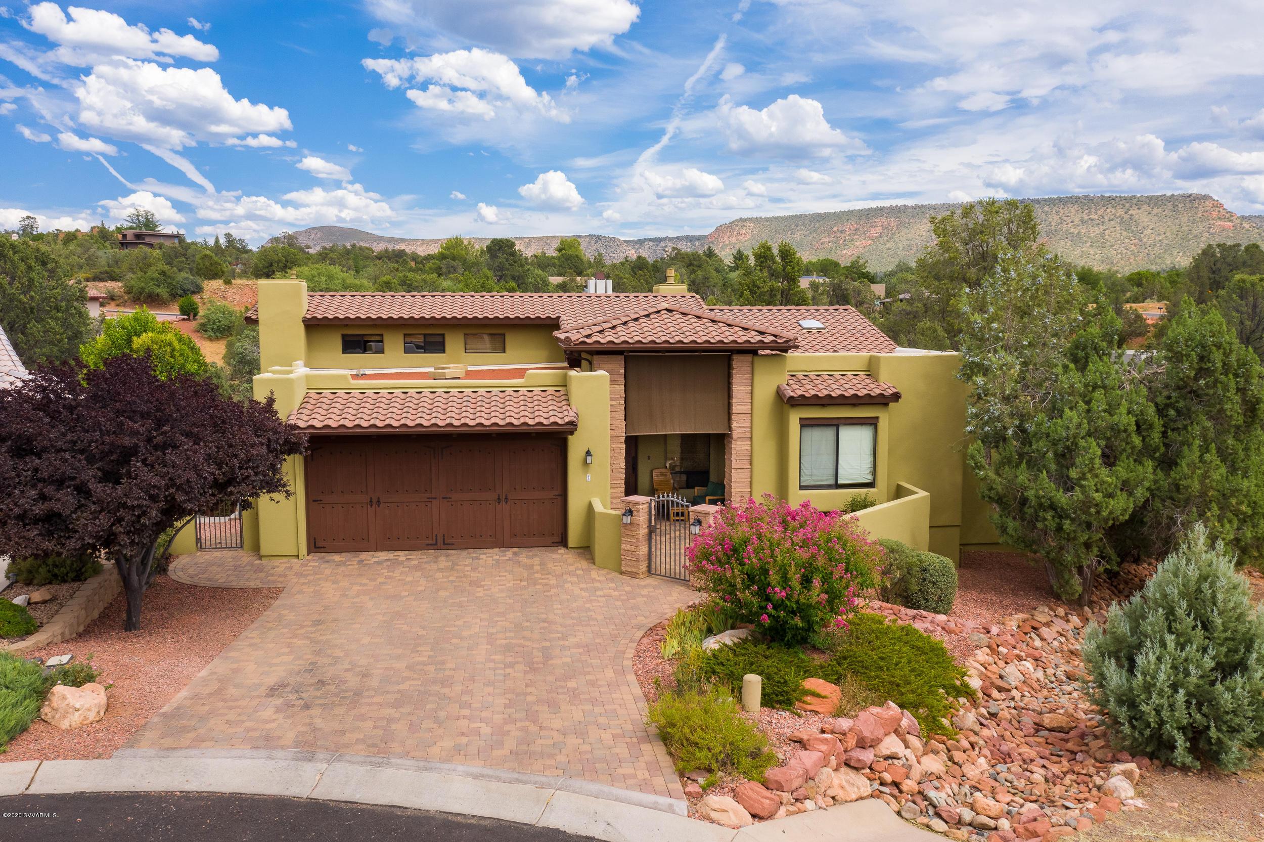 5 Alta Vista Drive Sedona, AZ 86351