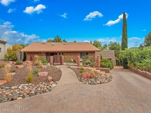 60 Box Canyon Rd Sedona, AZ 86351