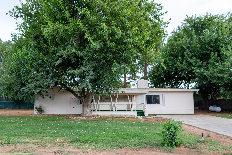 2771 S Candler Drive Cornville, AZ 86325