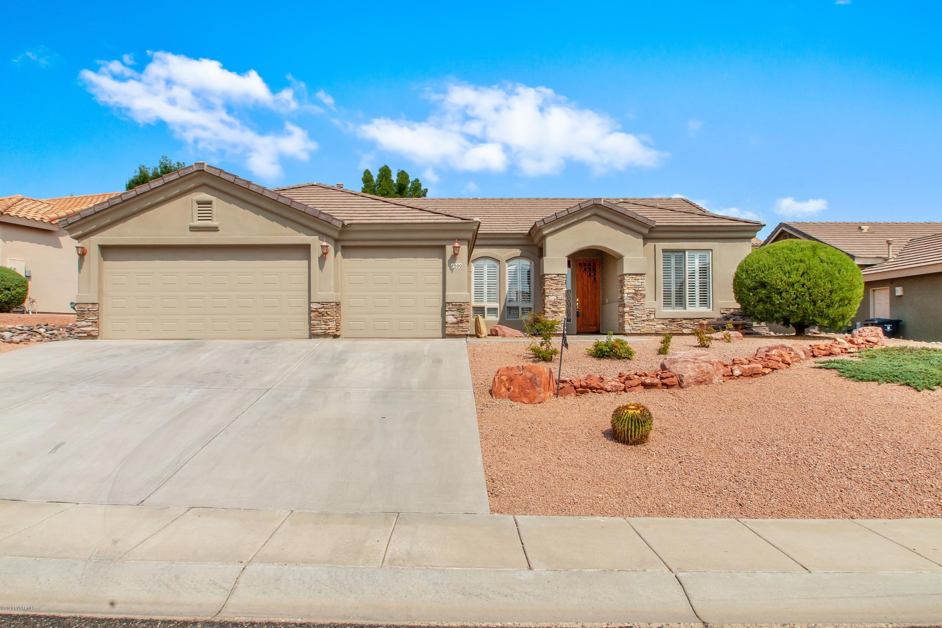 1500 E Ridgeview Drive Cottonwood, AZ 86326