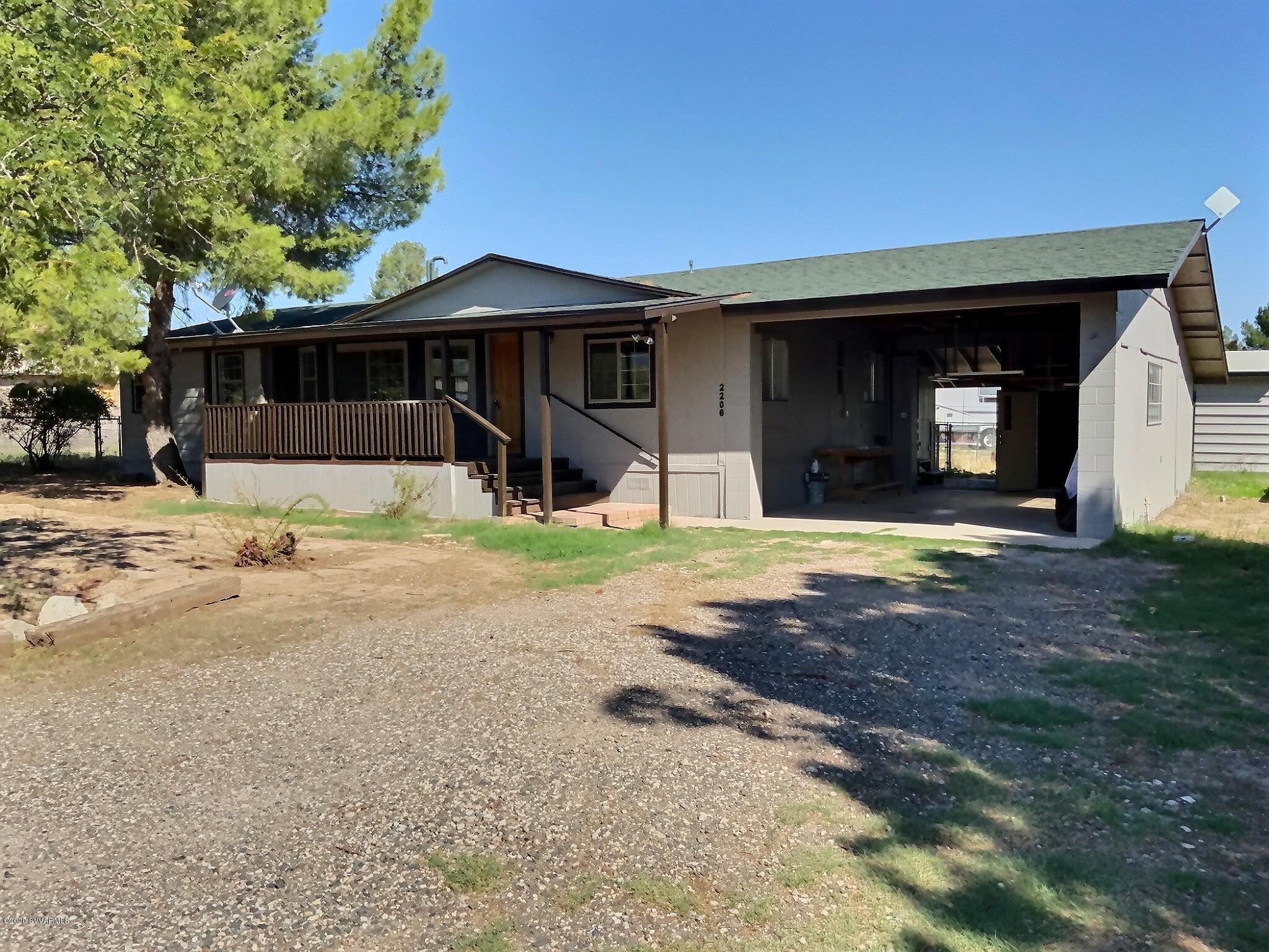 2206 W Park Verde Camp Verde, AZ 86322