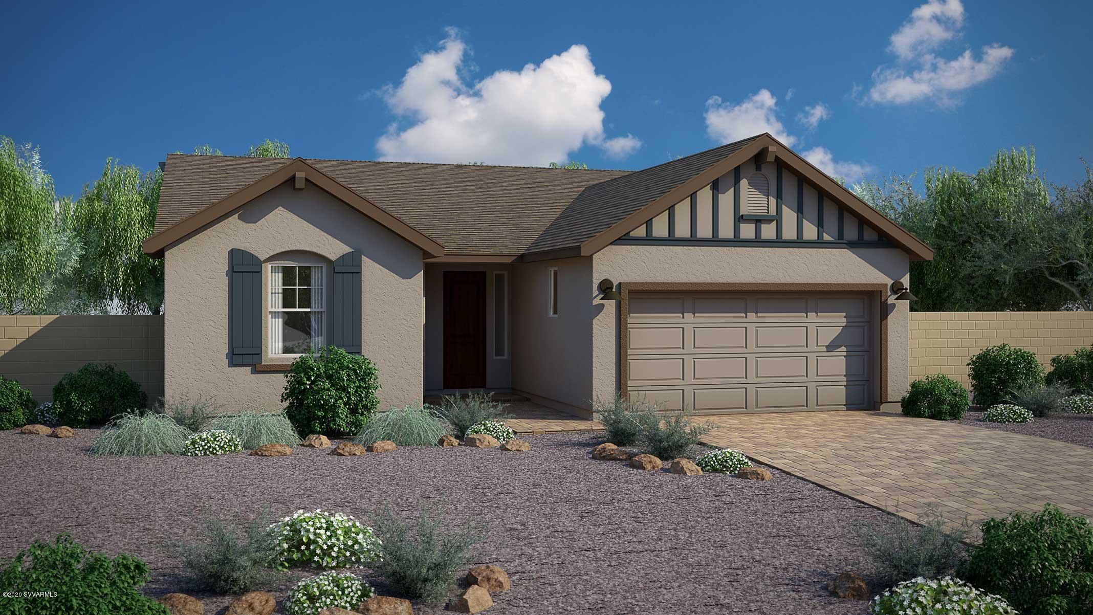 498 Miner's Gulch Drive Clarkdale, AZ 86324