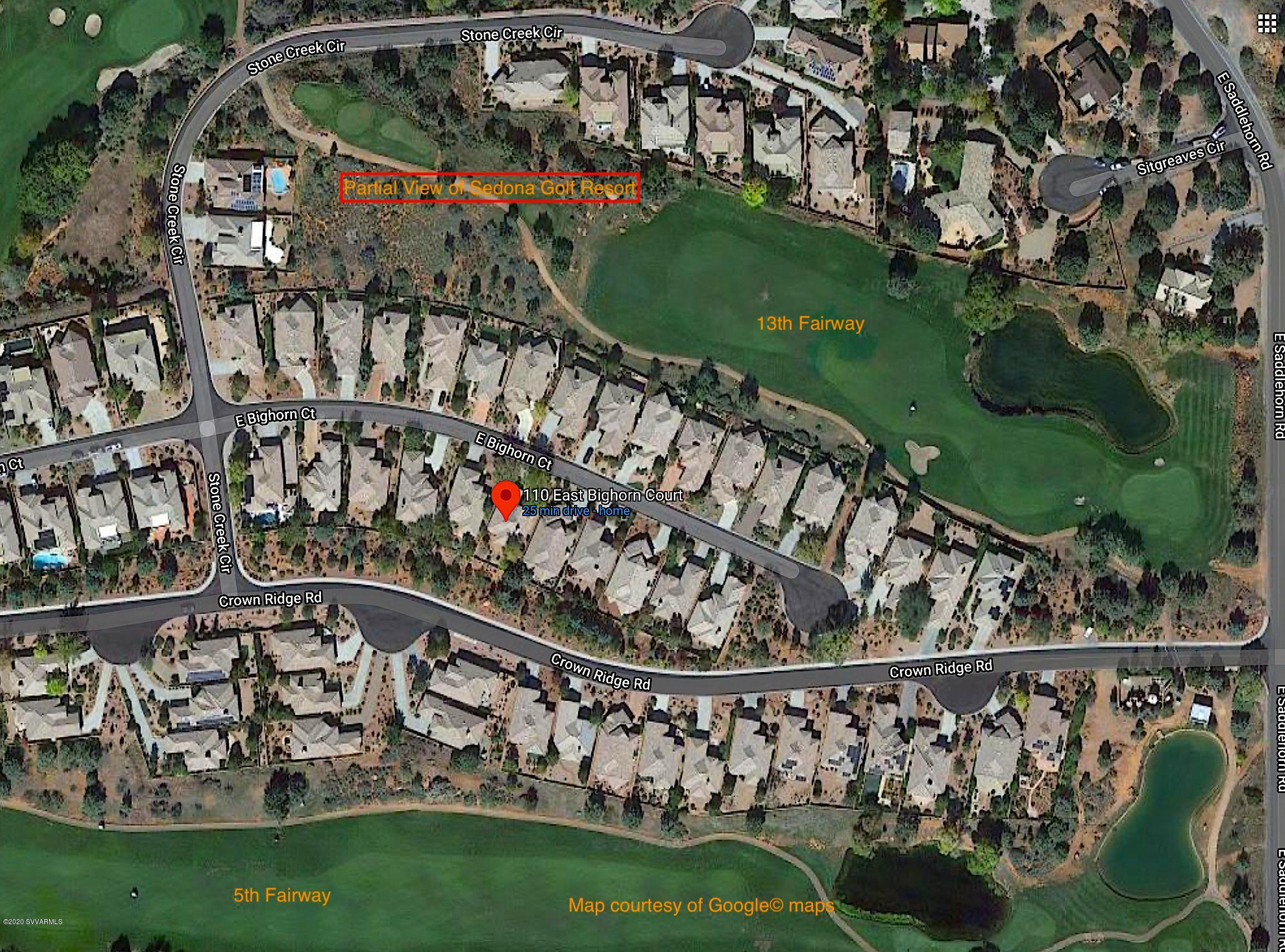 110 E Bighorn Court Sedona, AZ 86351