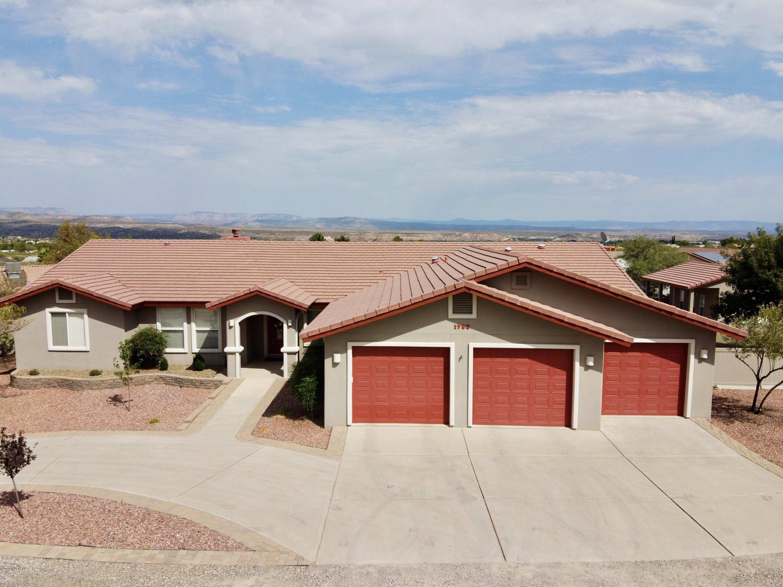 1780 Silver Spur Circle Clarkdale, AZ 86324