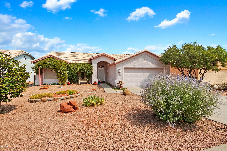 1151 S Vista Grande Drive Cottonwood, AZ 86326