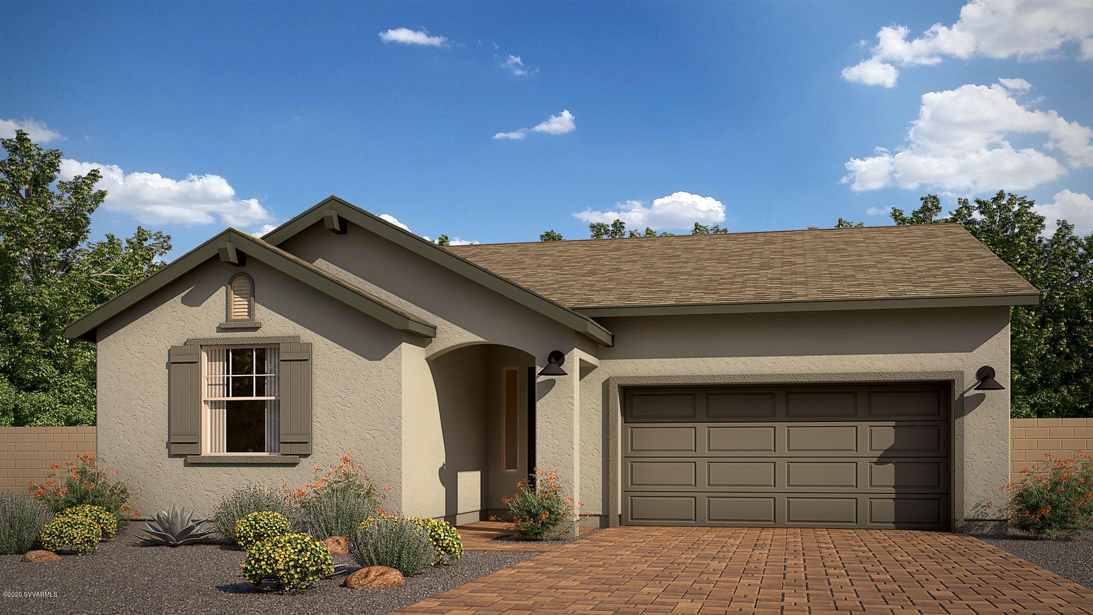 458 Miner's Gulch Drive Clarkdale, AZ 86324