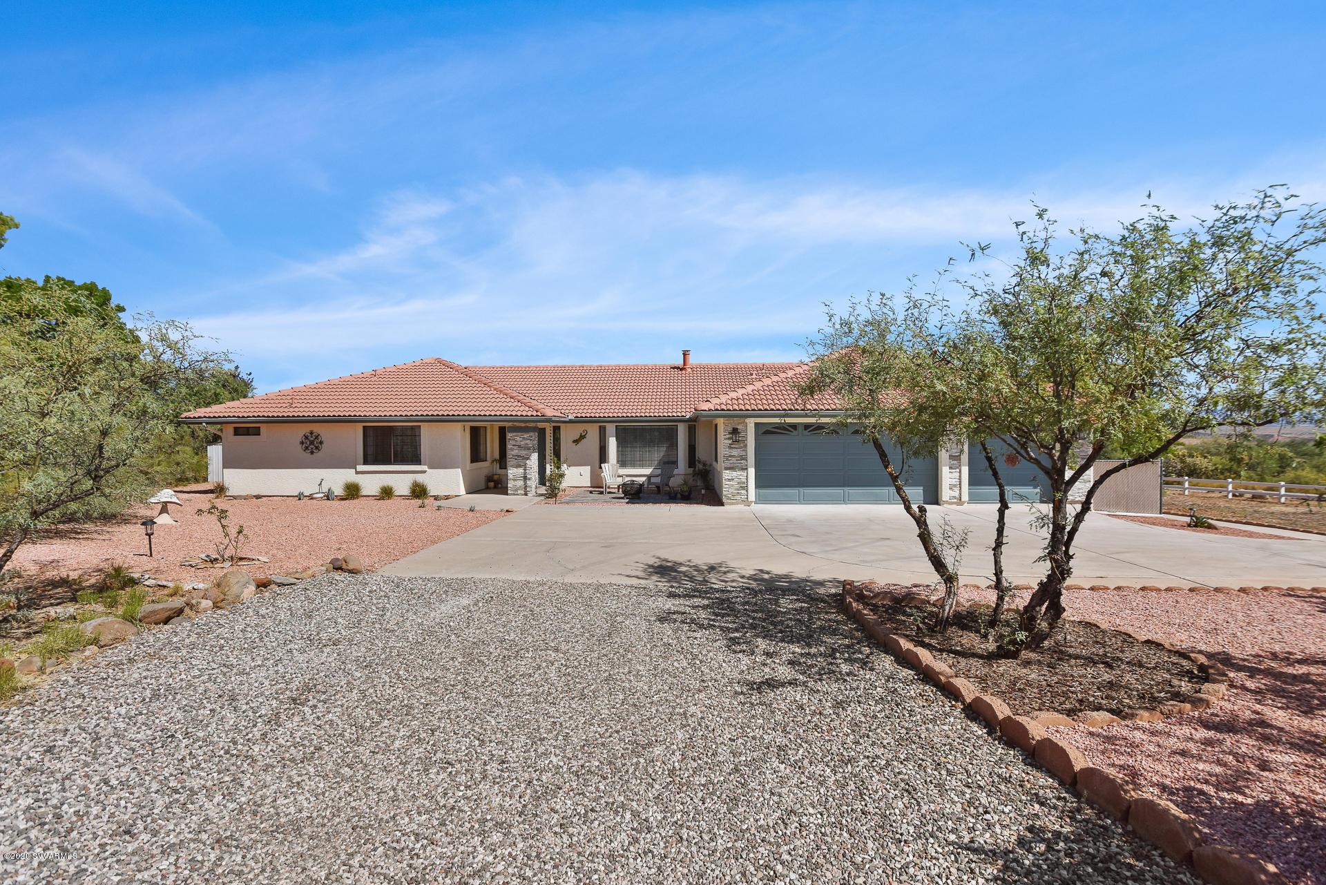 1570 S Mountain View Dr Cottonwood, AZ 86326