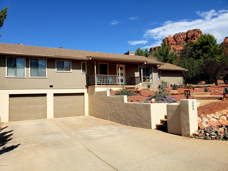 250 Devils Kitchen Drive Sedona, AZ 86351
