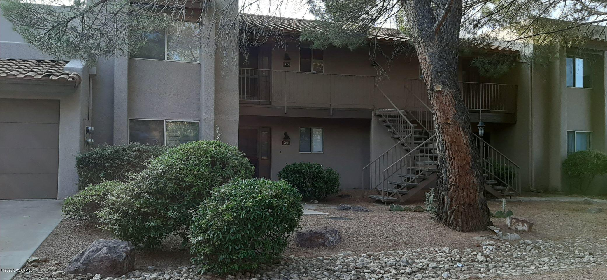 26 Tanager Lane UNIT 28 Sedona, AZ 86336