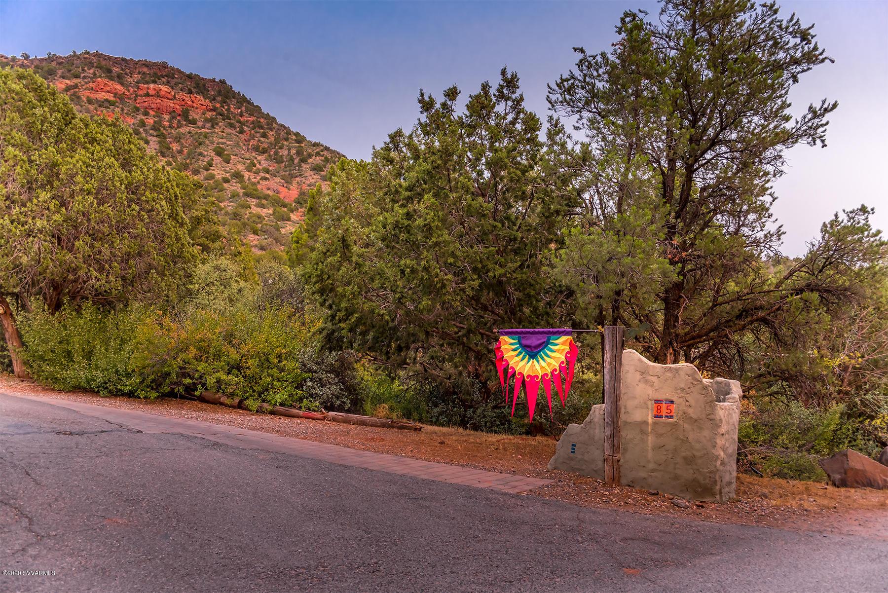 85 Rainbow Tr Sedona, AZ 86351
