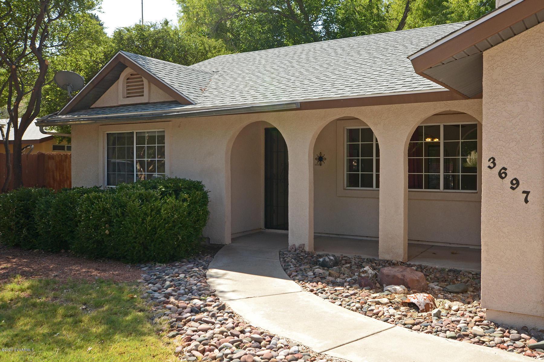3697 E Comanche Drive Cottonwood, AZ 86326
