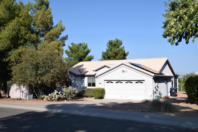 1013 S Viejo Drive Cottonwood, AZ 86326