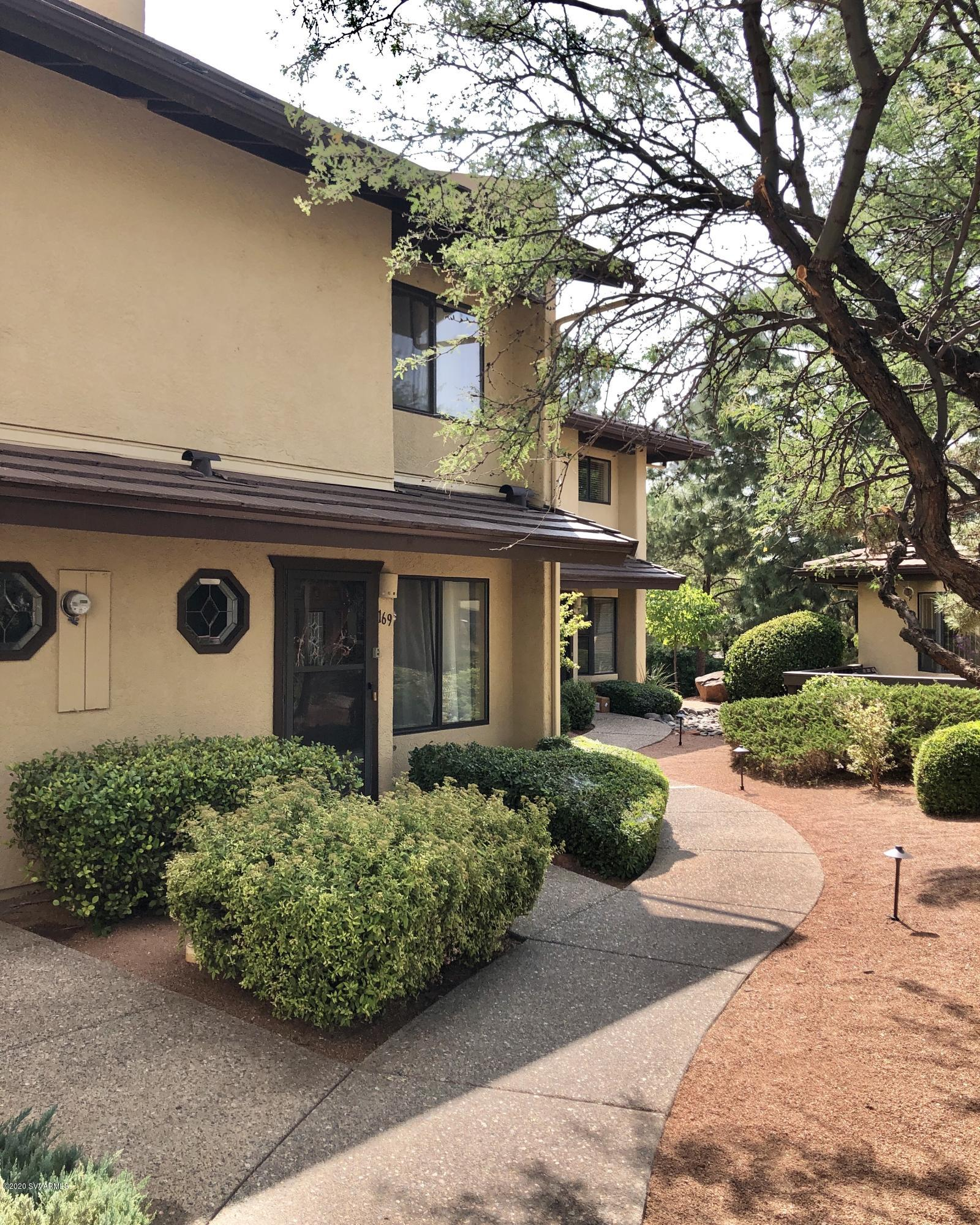 169 Copper Springs Drive Sedona, AZ 86351