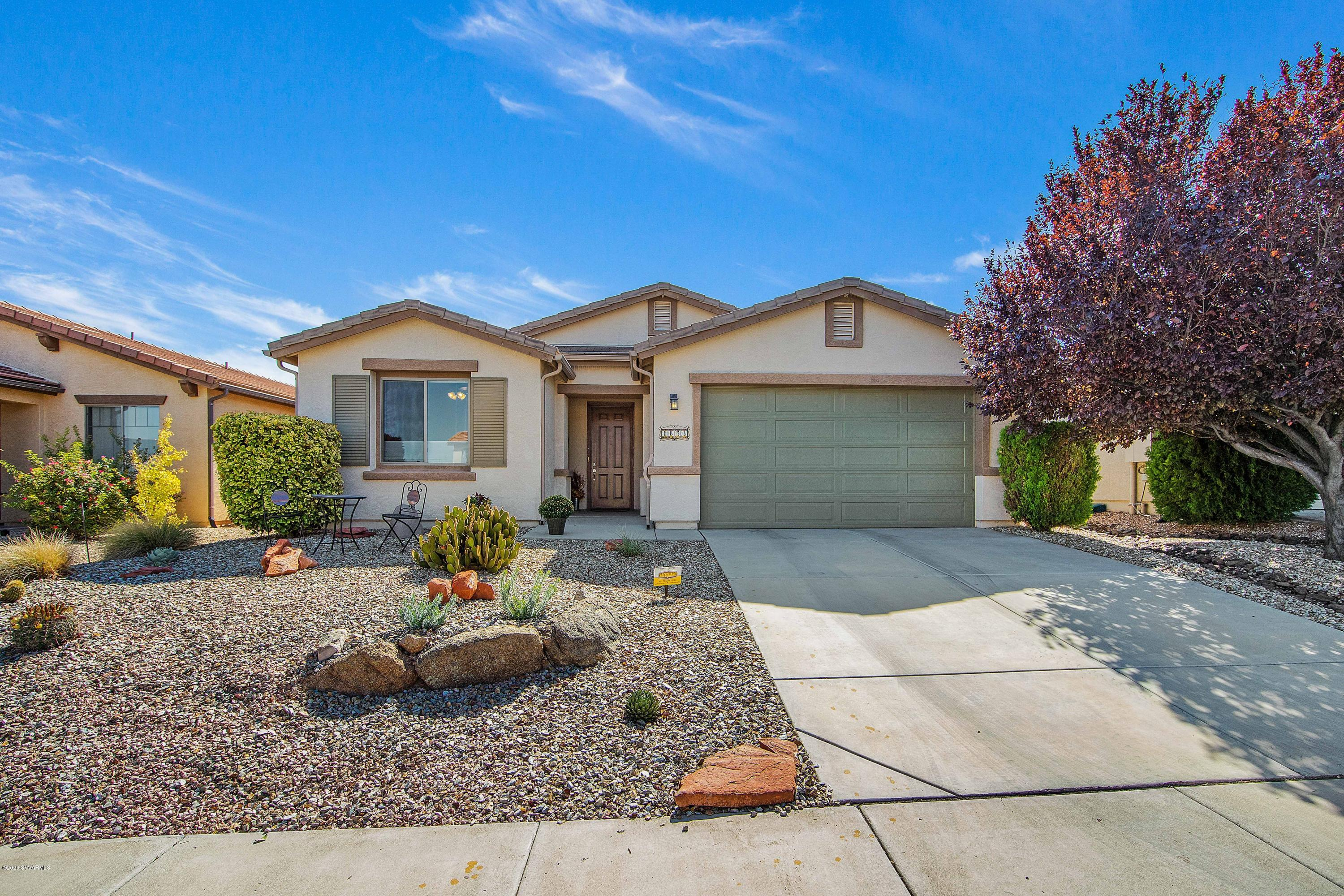 1853 Horseshoe Bend Circle Cottonwood, AZ 86326