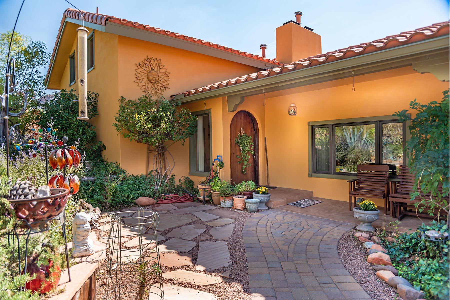 40 Bobcat Court Sedona, AZ 86351