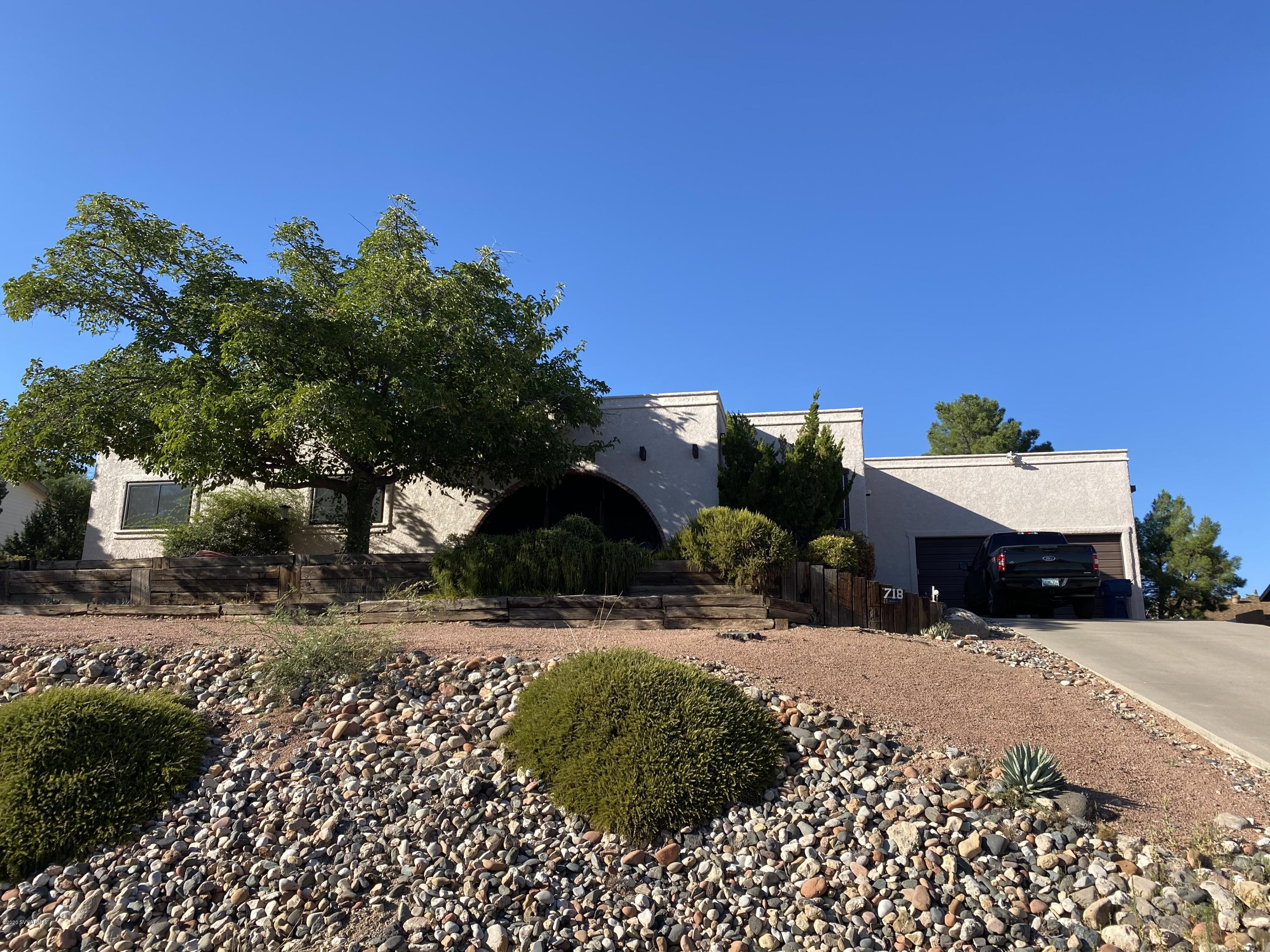 718 E Cottontail Run Cottonwood, AZ 86326