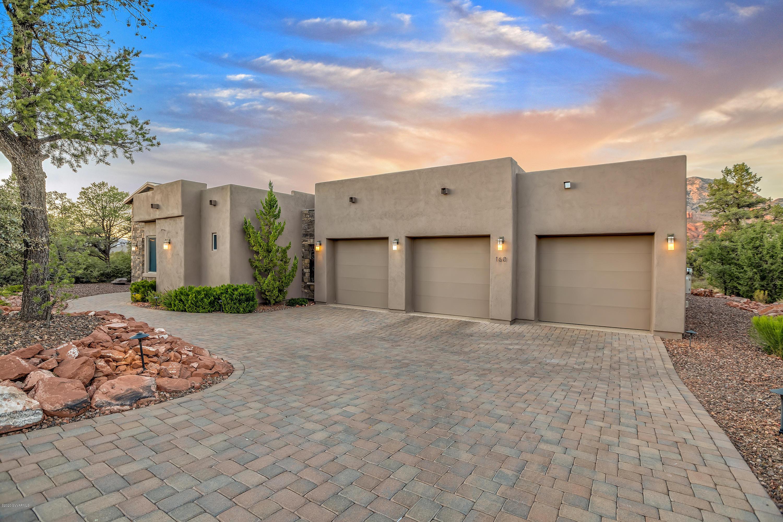 160 Rimstone Circle Sedona, AZ 86336