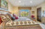 Master Suite with Panoramic Views of Thunder Mountain