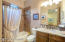 Full bath in Separate Guest Casita