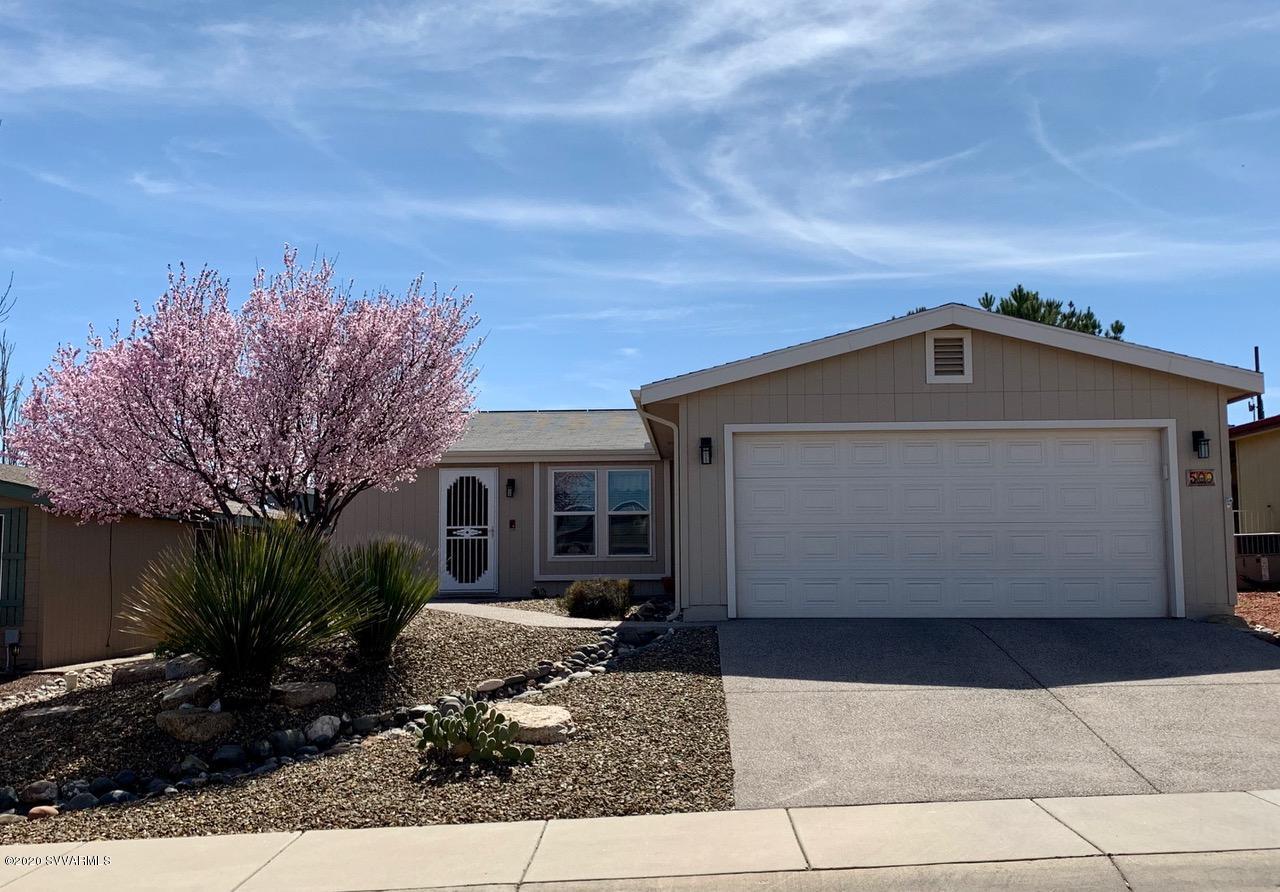 500 S Dakota Drive Camp Verde, AZ 86322