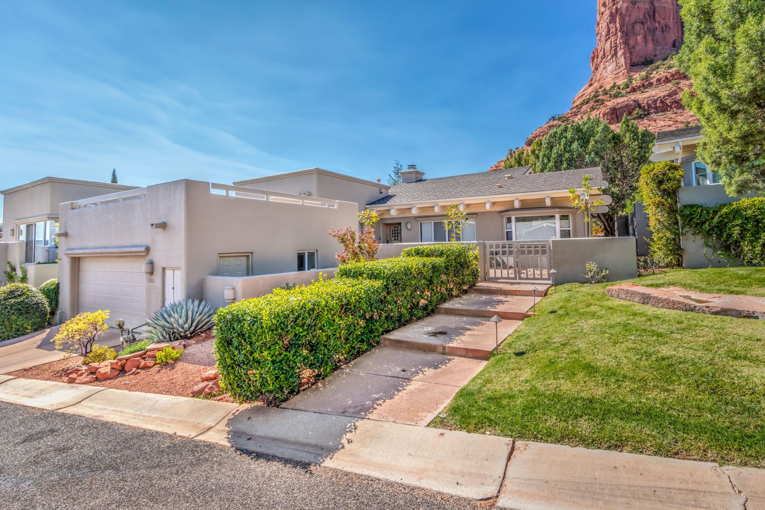 153 Shadow Mountain Drive Sedona, AZ 86336