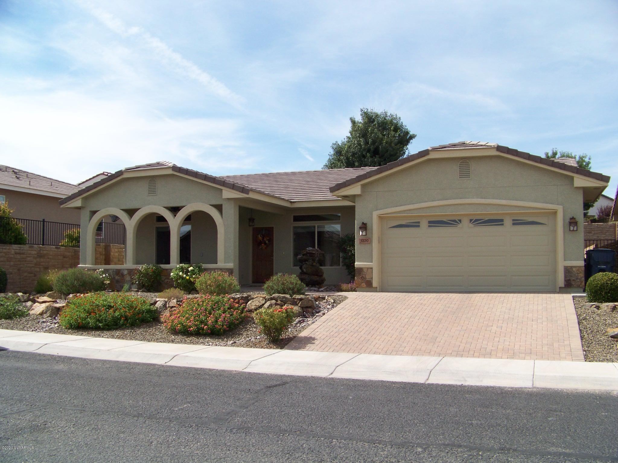 1320 Whitetail Run Cottonwood, AZ 86326