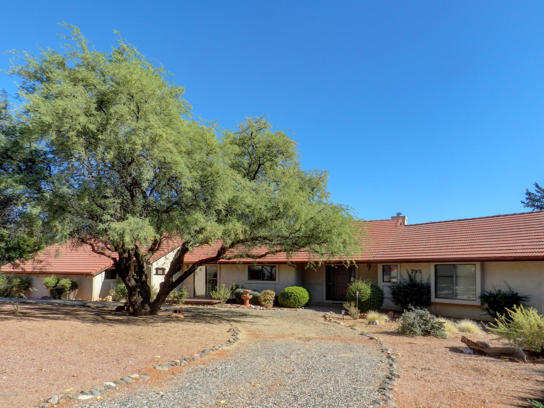 795 E Saddlehorn Rd Sedona, AZ 86351