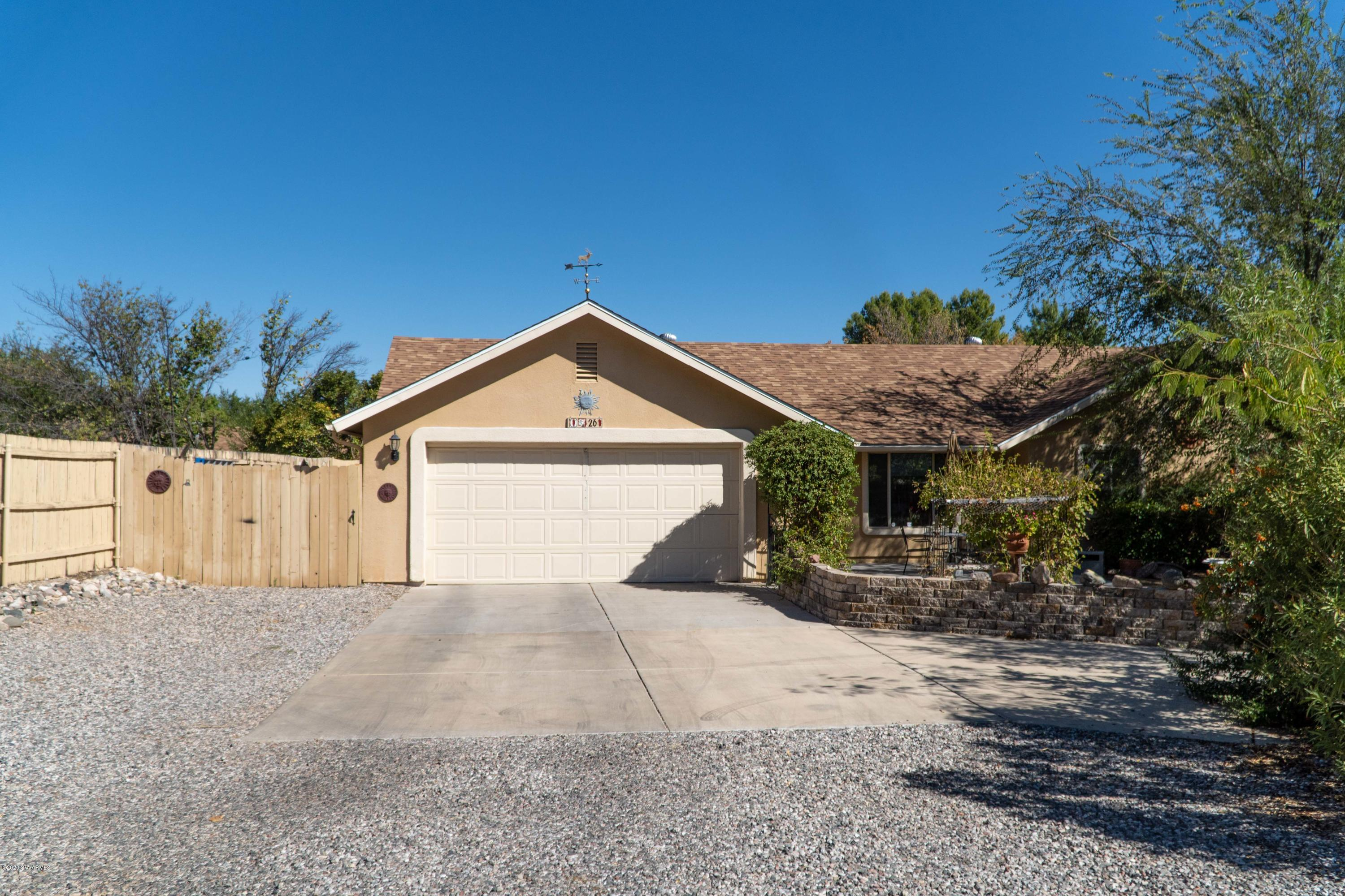 26 E Fir St Cottonwood, AZ 86326