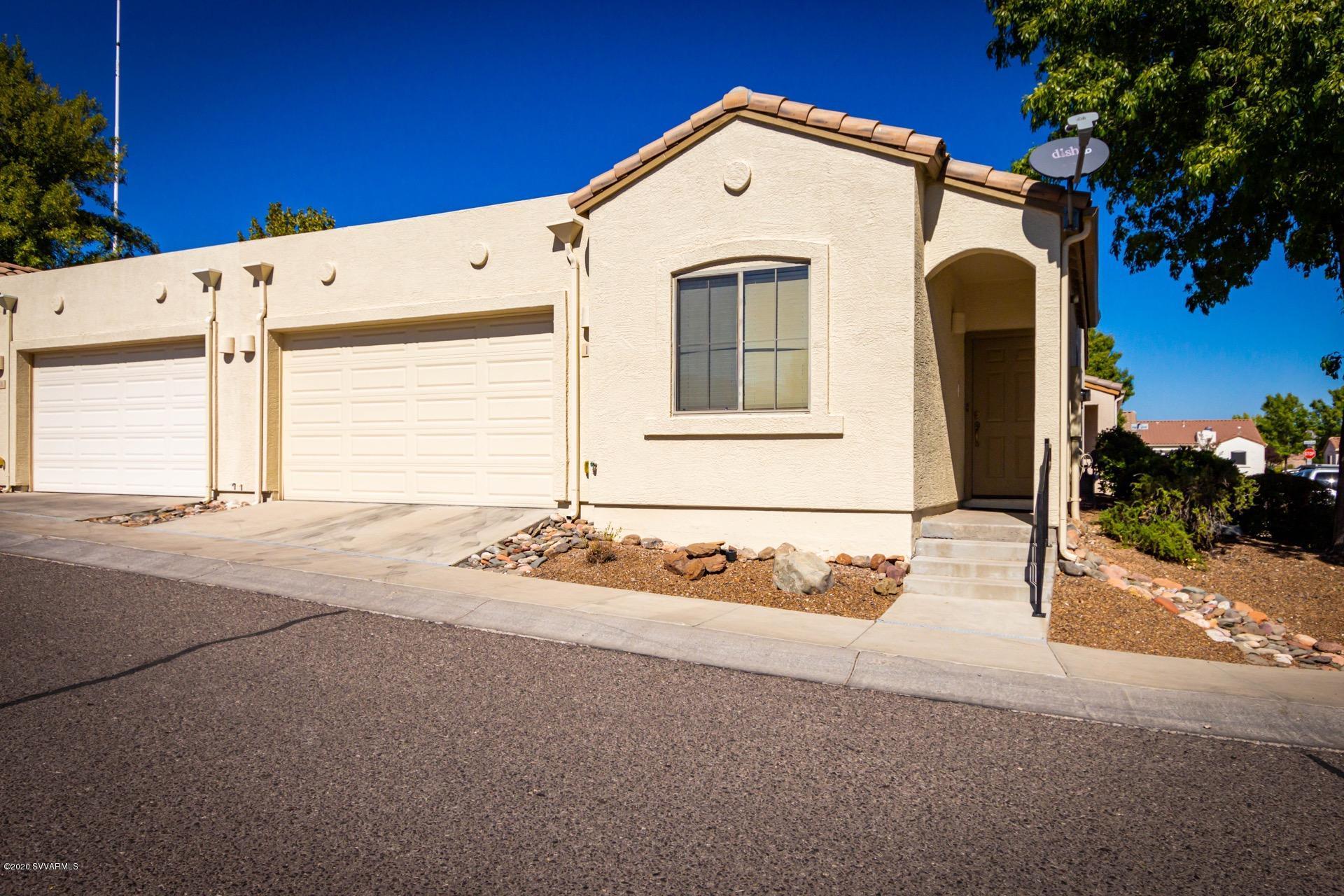 1760 Entrada Drive Cottonwood, AZ 86326