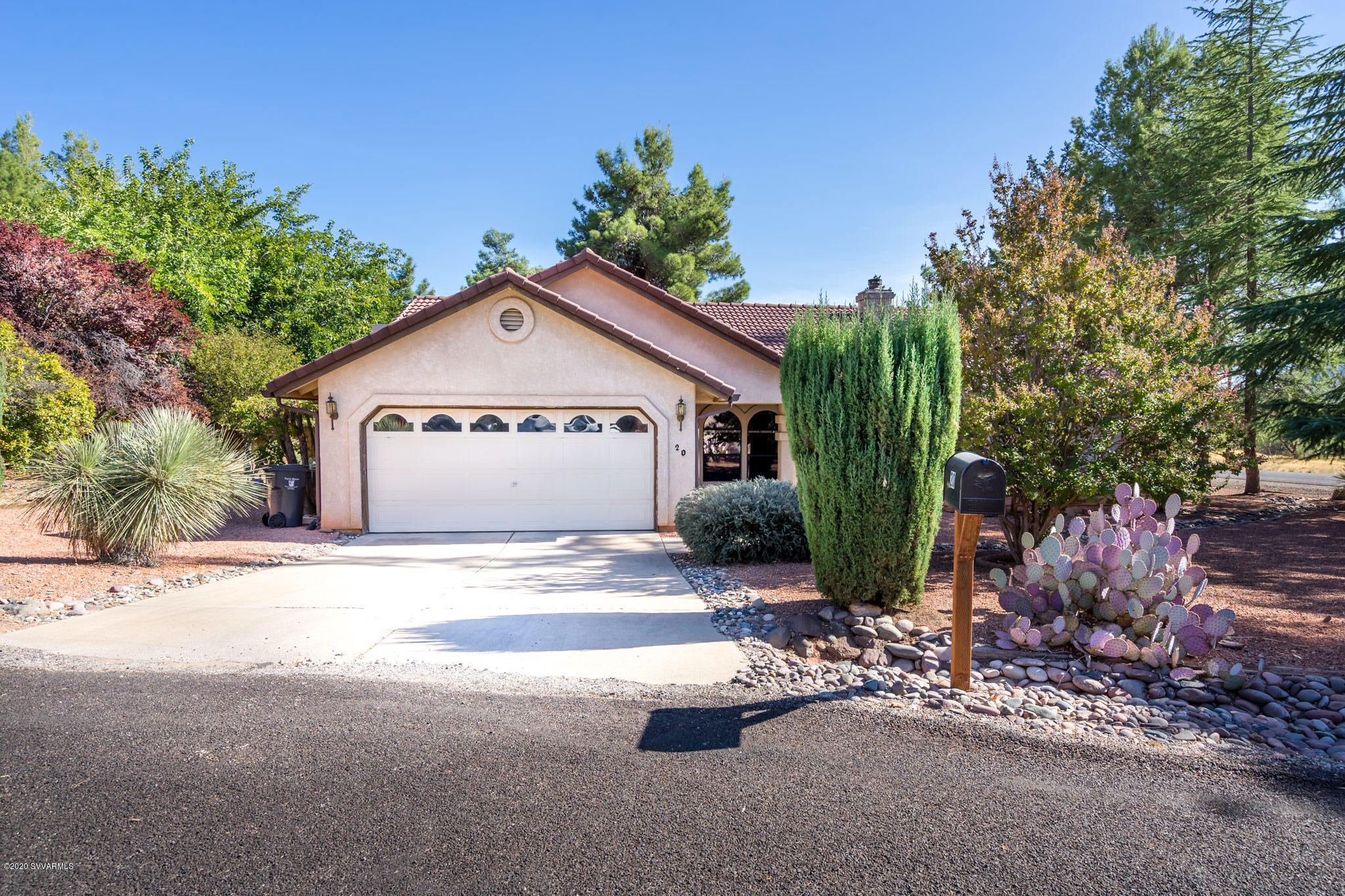 20 Little Green Circle Sedona, AZ 86351