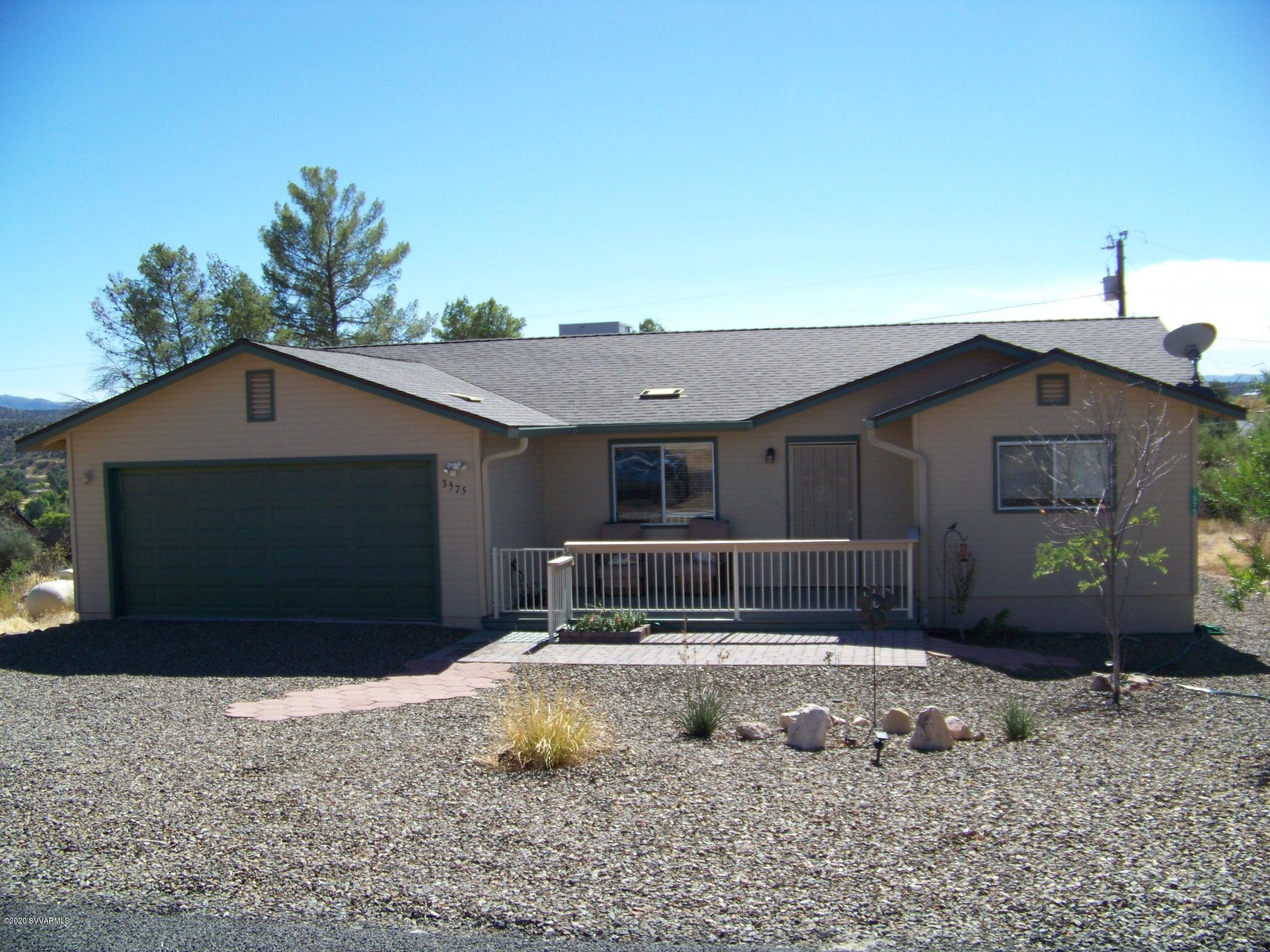 3575 Broken Arrow Drive Rimrock, AZ 86335