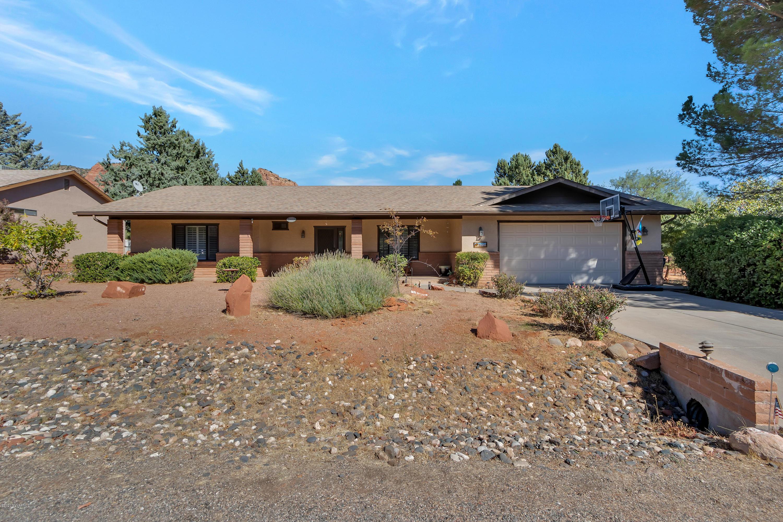 100 Gunsight Hills Drive Sedona, AZ 86351