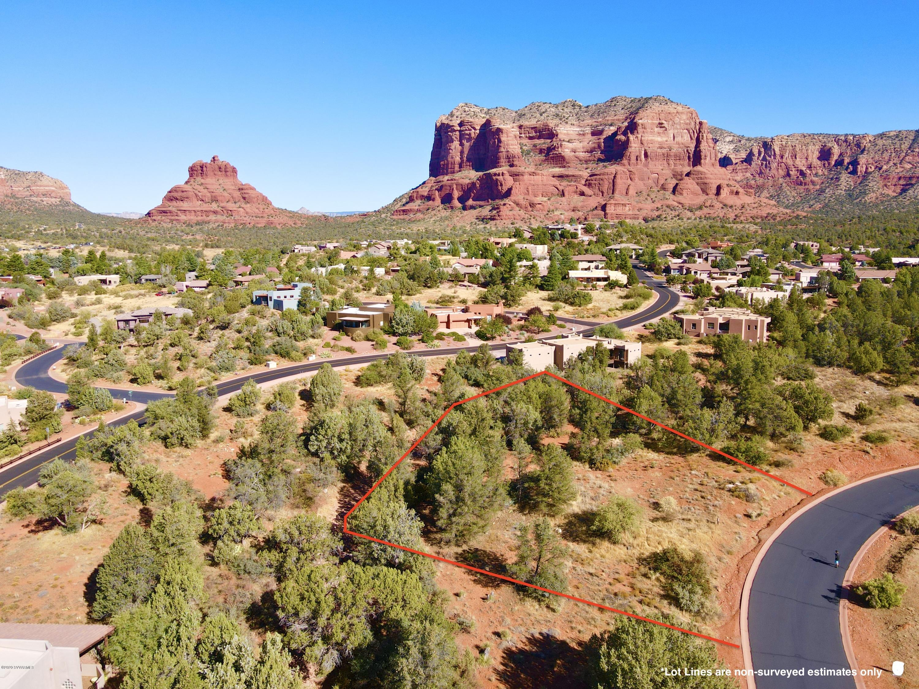 30 High View Drive Sedona, AZ 86351